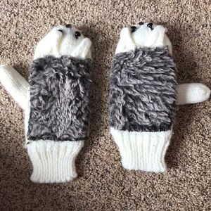 Other - Hedgehog Mittens